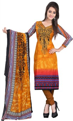Yehii Cotton Embroidered Salwar Suit Dupatta Material
