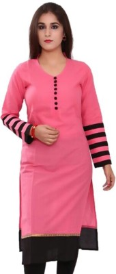 Clickedia Cotton Printed Kurti Fabric