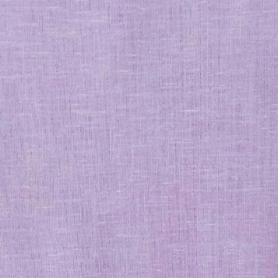 SILK WORLD Cotton Linen Blend Solid Shirt Fabric
