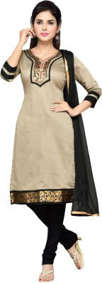 7colors Cotton Embroidered Salwar Suit Dupatta Material