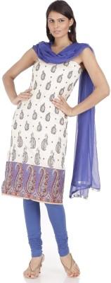 Chhabra 555 Cotton Self Design Salwar Suit Dupatta Material