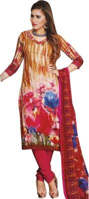 Queens Cotton Printed Salwar Suit Dupatta Material