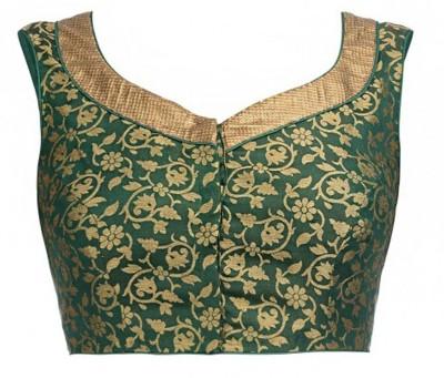 Shreeji Fashion Jacquard Printed Blouse Material