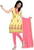 Reveka Fashion Georgette Embroidered Sal...