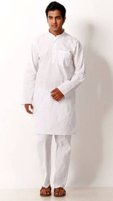 HI CHOICE Linen Self Design Kurta & Churidar Material