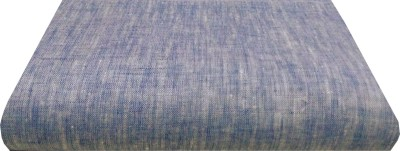 Ivo Gini Italy Linen Solid Shirt Fabric(Un-stitched)