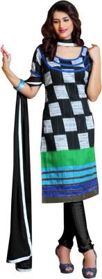 Shyam Suits Cotton Silk Blend Printed Salwar Suit Dupatta Material