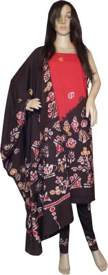 KheyaliBoutique Cotton Printed Salwar Suit Dupatta Material