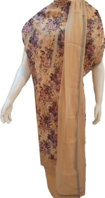 Boenjoy Cotton Solid Salwar Suit Dupatta Material