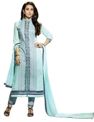 MK Cotton Self Design Salwar Suit Dupatta Material