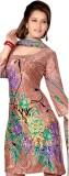 Variation Crepe Floral Print Dress/Top M...