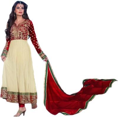 Lifestylemegamartindia Net, Velvet Embroidered Salwar Suit Dupatta Material