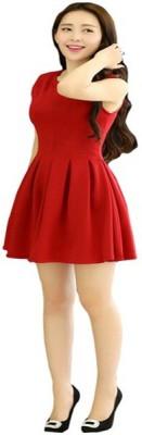 DIVINEFASHIONSTUDIO Cotton Self Design Dress/Top Material