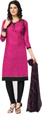 Miss Charming Jacquard Self Design Salwar Suit Dupatta Material