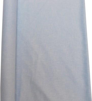 Kamra Linen, Cotton Polyester Blend Self Design Shirt Fabric