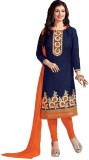 Kavya Shopping Cotton Embroidered Salwar...