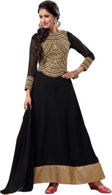 Riti Riwaz Cotton Self Design Semi-stitched Salwar Suit Dupatta Material (Unstitched)