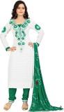 Lookslady Cotton Self Design Salwar Suit...