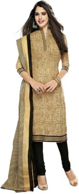 Tuch Tucker Cotton Printed Salwar Suit Dupatta Material