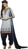 Yati Georgette Embroidered Salwar Suit D...