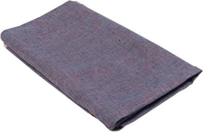 Boalamo Linen Solid Multi-purpose Fabric(Un-stitched)
