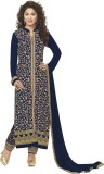 Patiala House Georgette Embroidered Salw...