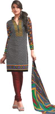 DESIGN WILLA Cotton Printed Dress/Top Material