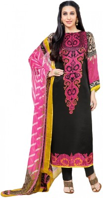 Fashion Stop Cotton Printed Salwar Suit Dupatta Material