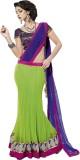 Bhelpuri Brocade, Art Silk, Organza Embr...