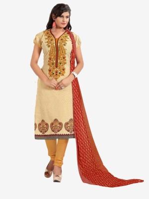 KAVVYA Cotton Printed Salwar Suit Dupatta Material