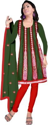 Florence Net Self Design Salwar Suit Dupatta Material