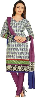 Embryo Cotton Printed Salwar Suit Dupatta Material