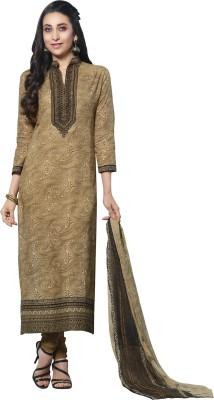 Bhelpuri Cotton Printed Dress/Top Material