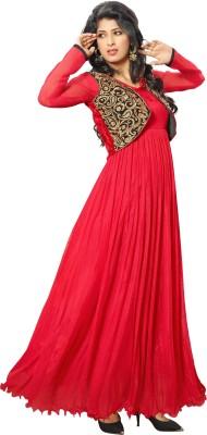 NOBALFASHION Georgette Geometric Print Dress/Top Material