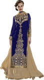 Jiya Georgette Self Design, Embroidered,...