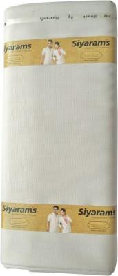 Siyarams Polyester, Viscose Solid Safari Fabric