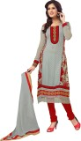 Porwal Bros Georgette Embroidered Salwar...