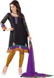 Vishal Satin Self Design Salwar Suit Dup...