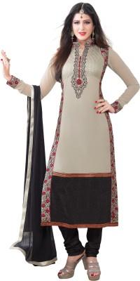Morli Georgette Self Design Salwar Suit Dupatta Material