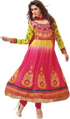 Florence Georgette Self Design Salwar Suit Dupatta Material