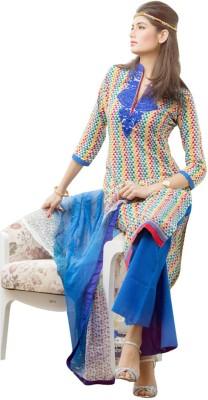 Panash Cotton Printed Salwar Suit Dupatta Material