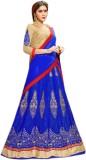 Lajo Silk Printed Lehenga Choli Material...