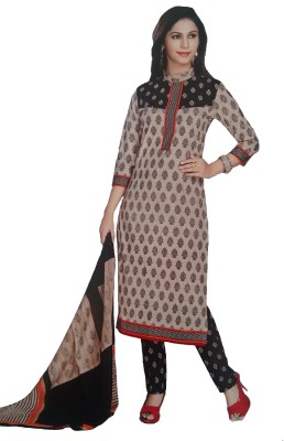 Rajhans Creation Cotton Printed Salwar Suit Material