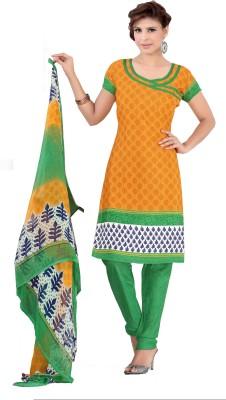 Parisha Silk Printed Salwar Suit Dupatta Material