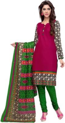 Modish Vogue Cotton Printed Salwar Suit Dupatta Material