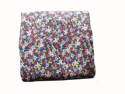 Mrignayaneei Crepe Self Design Multi-purpose Fabric