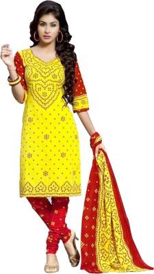 AFC Cotton Printed Salwar Suit Dupatta Material
