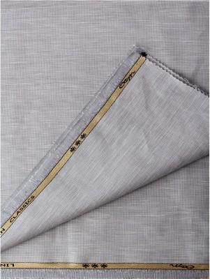 OCM Linen Solid Shirt Fabric