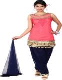 Adorn Ethnic Cotton Self Design Salwar S...