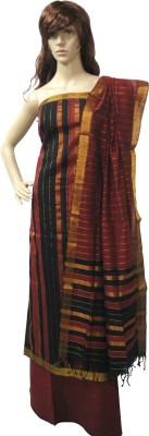 Fem&Hem Cotton Striped Salwar Suit Dupatta Material